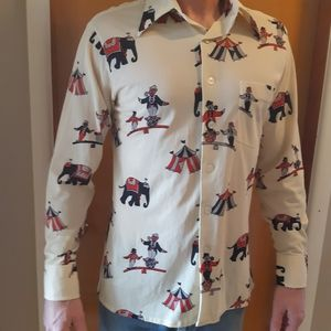 1970s Leonardo Strassi Shirt